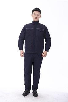 5802冬款棉衣-藏蓝